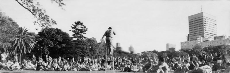 Speakers' Corner- 150 Years of Unusual People